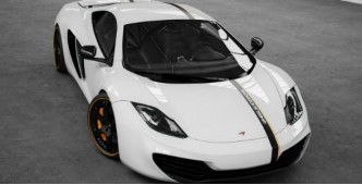 """McLaren """" Menage a trois """" - 3 car track day experience"""