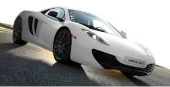 """McLaren """" Four play """" - 4 car track day experience"""
