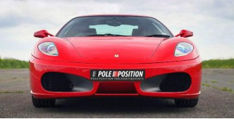 Supercar track day experience