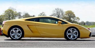 """Supercar """"Comprehensive carnage"""" - 5 car track day experience"""