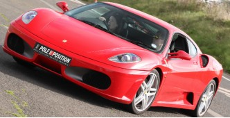 """Ferrari   """"double trouble"""" - 2 car track day experience"""