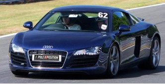 Audi R8 track day experience