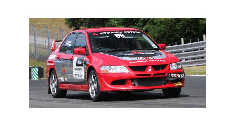 """Rally car """"Menage a trois"""" - 3 car track day experience)"""