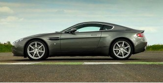 Aston Martin Hot ride